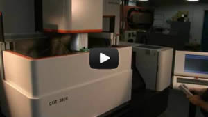 CLICK HERE to see the wire cut EDM and high speed vertical drill in action