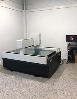 New CNC 1500 Vision System